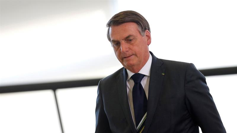 Macron slams Bolsonaro's 'rude' comment about wife