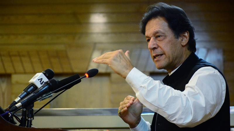 Imran chairs Cabinet meeting on Kashmir