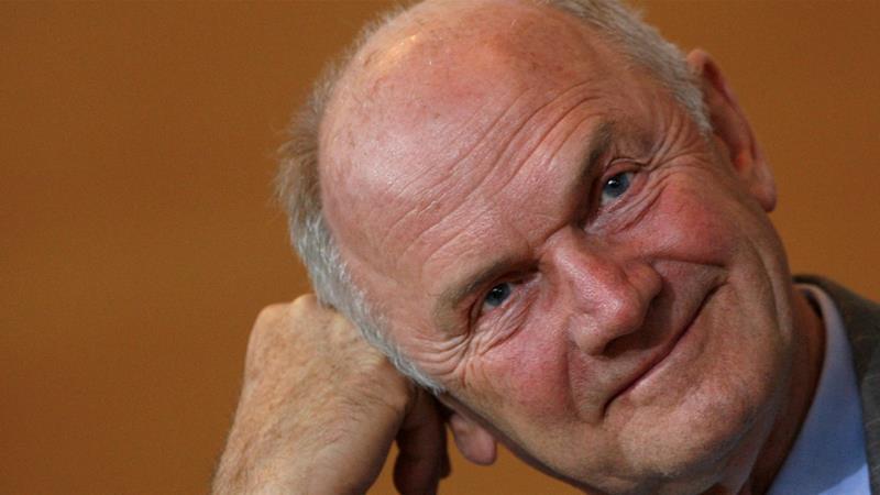 Former Volkswagen boss Ferdinand Piëch dies