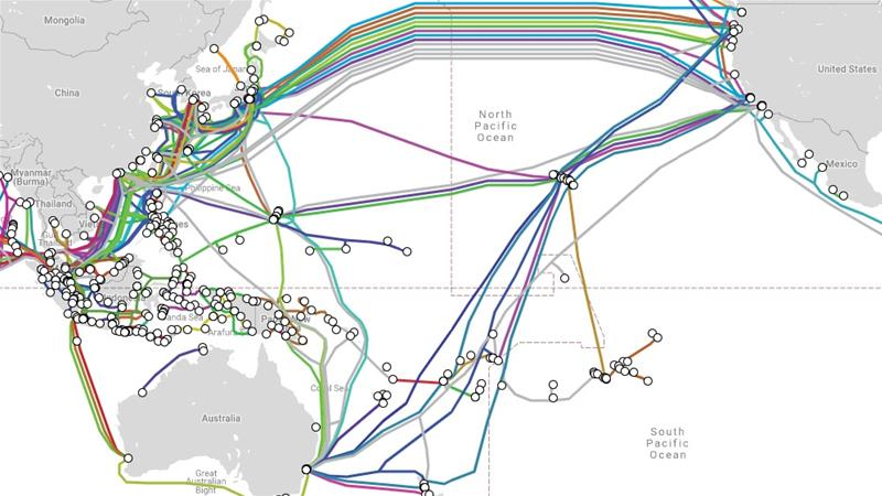 US Officials Move To Block Trans-Pacific Cable
