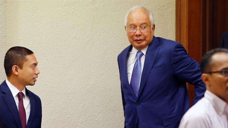 Najib Razak 1MDB: Malaysia's former PM faces biggest trial yet