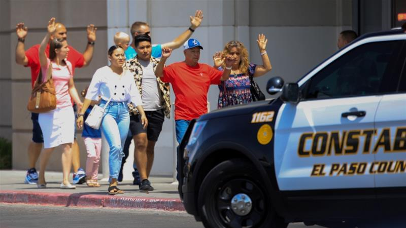 El Paso shooting: 20 killed, 26 wounded in Texas Walmart attack