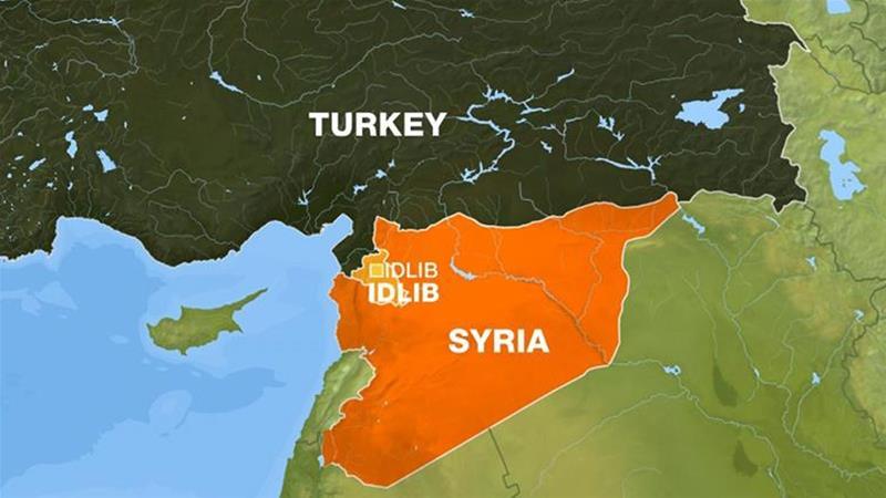 Syria\'s war: US \'targets al-Qaeda leaders\' in rebel-held ...