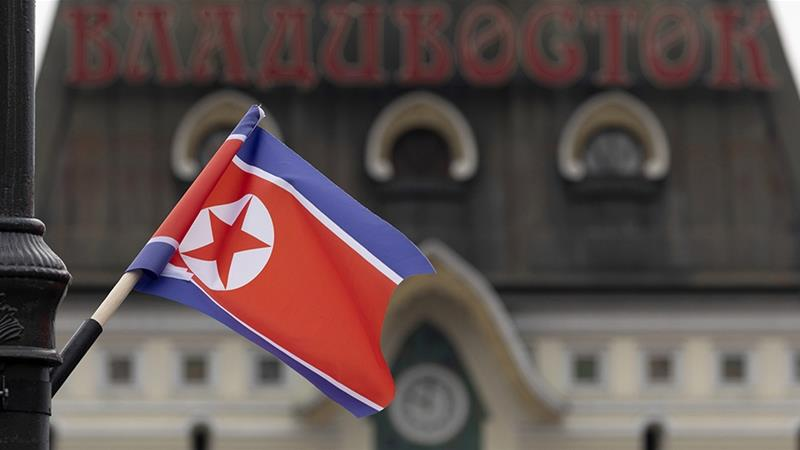 A panel that monitors United Nations sanctions on North Korea presented a report to the UN's Security Council detailing how the country used up to $2bn to continue building its nuclear programmes [Alexander Khitrov/Reuters]