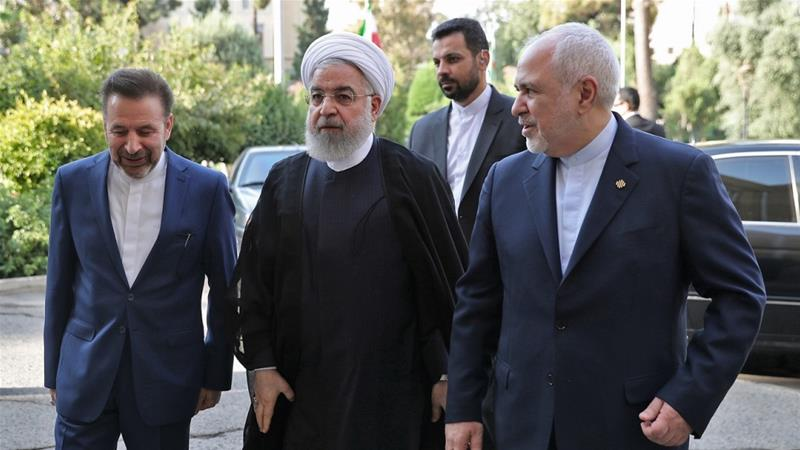 Rouhani says Iran favours talks but United States must lift sanctions