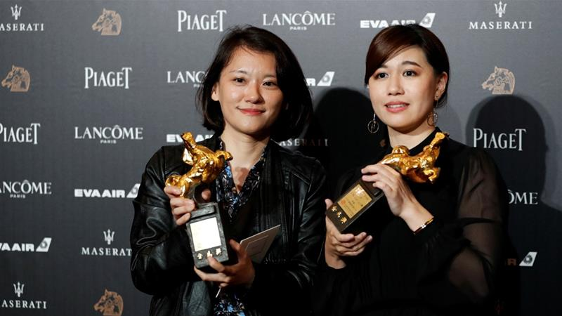 China blocks movies, stars from Taiwan's Golden Horse Awards