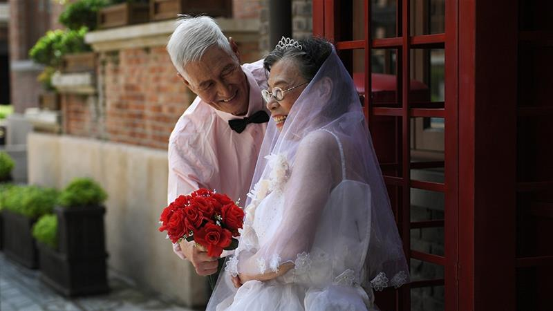 China's aging population is opening up a market for in-home smart technology and services designed for the elderly, and the country's entrepreneurs are hoping to capitalise on it [File:Tingshu Wang/Reuters]