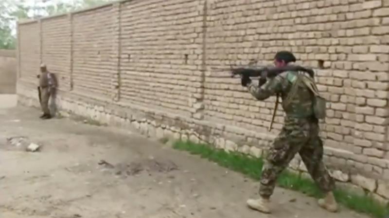 Taliban kill 16 Afghan forces amid peace talks