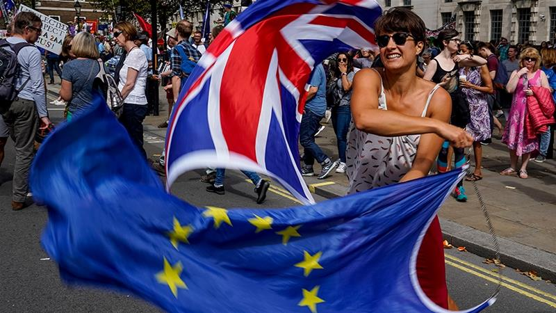 UK MPs to introduce legislation to stop 'no-deal' Brexit