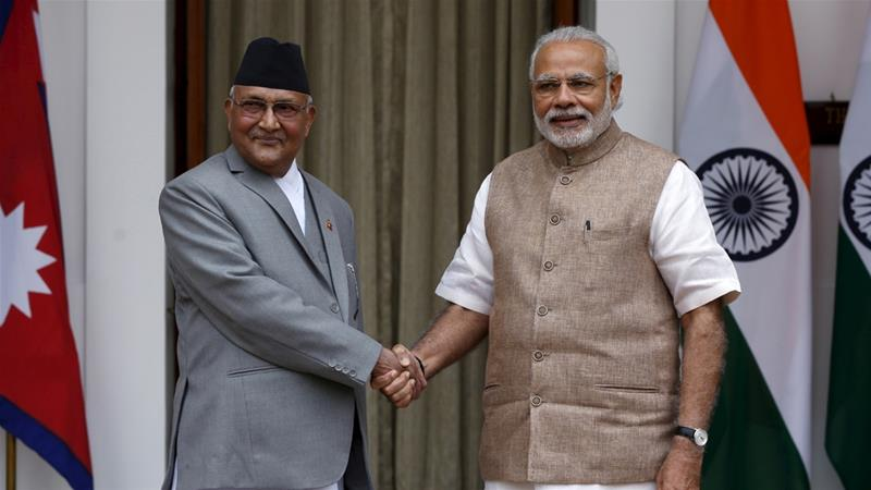 India, Nepal open South Asia's first cross-border oil pipeline