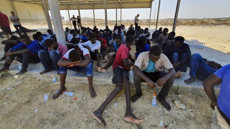 Rwanda agrees to take in hundreds of refugees stuck in Libya