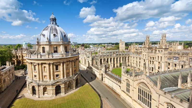 The United Kingdom's University of Oxford has stayed at the top of the rankings for four years in a row [Nikada/Getty Images]