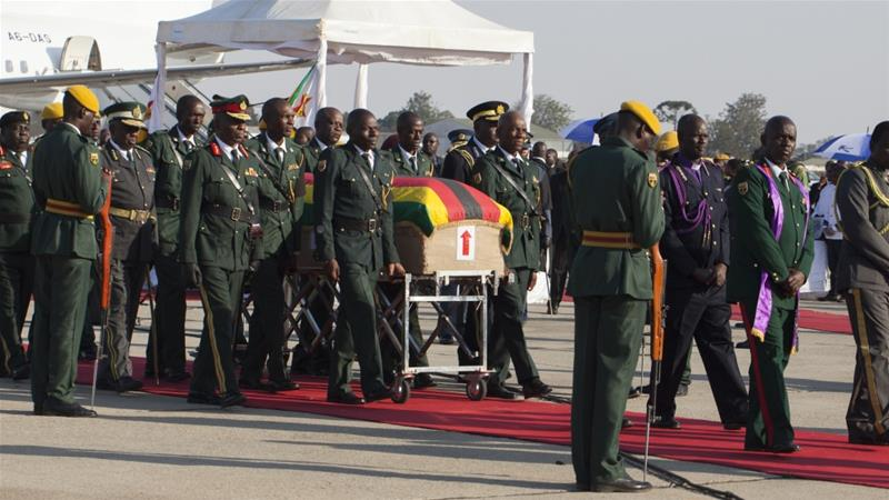 Robert Mugabe to be buried next week in his village: Family