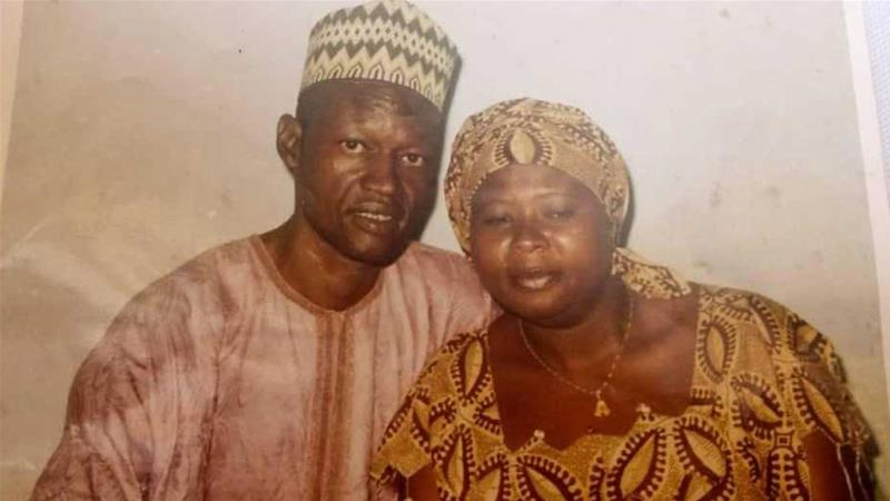 Yerima Abwaku, left, a civil servant, disappeared on October 30, 2015 and his family has little hope of his return [Al Jazeera]