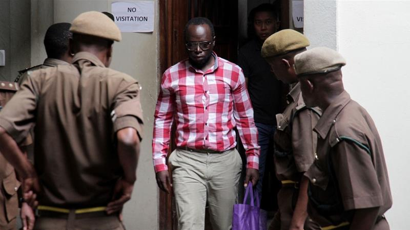 Arrested Tanzanian journalist tells court his health is declining