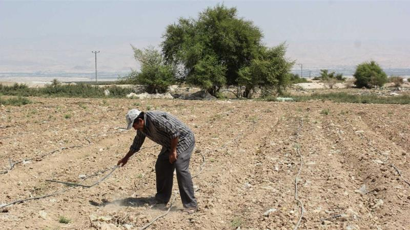 Palestinians in Jordan Valley: 'Our lands are already annexed'