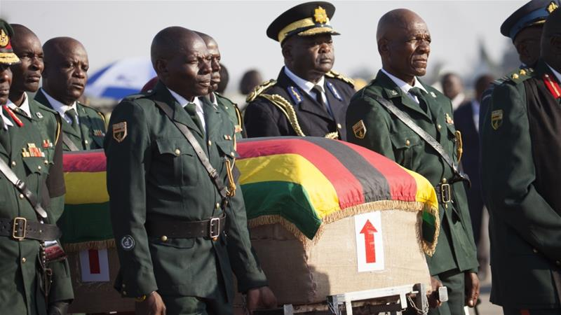 Mnangagwa To Be Buried At The National Heroes Acre