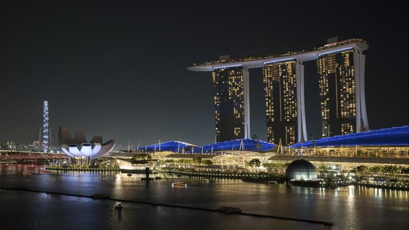Losses May Be Singapore S Gain