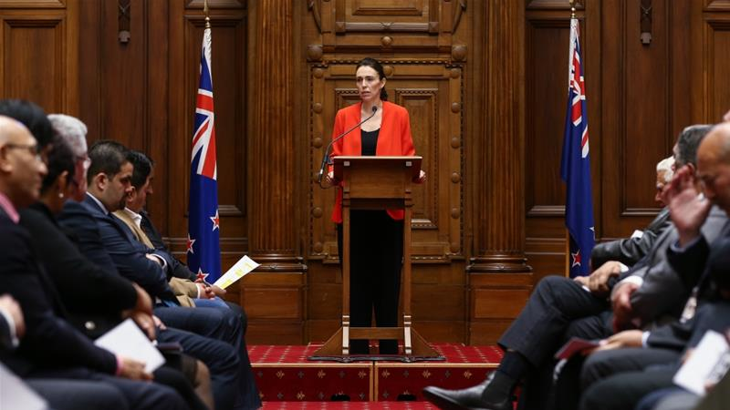 Ardern also announced more funding to meet mental health needs of people affected by the shooting [File: Hagen Hopkins/Getty]
