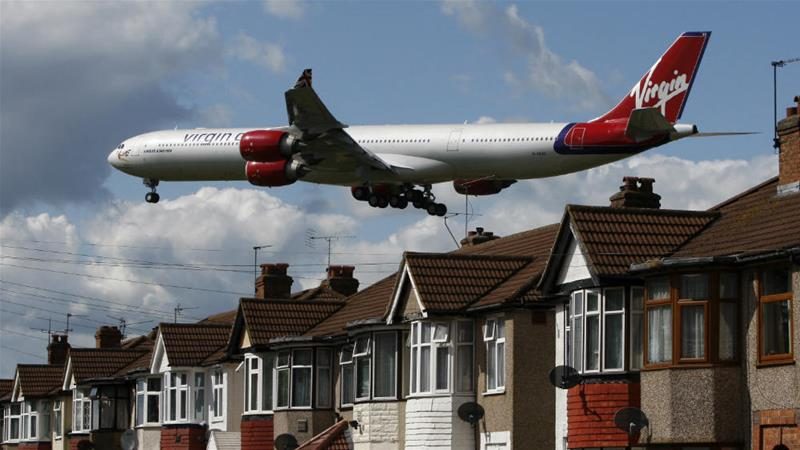 Heathrow Pause group says it completed one drone flight but that others were not successful [File photo: Luke MacGregor/Reuters]