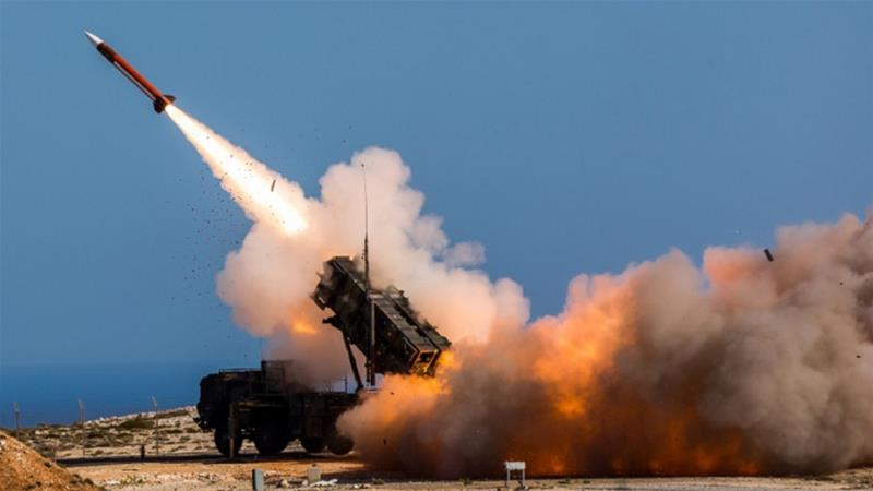 The US State Department last year approved a possible $3.5bn sale of Patriot air and missile defence systems to Turkey [File: Sebastian Apel/US Department of Defense via AP]
