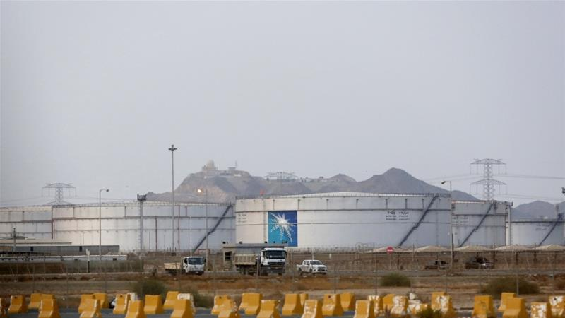 How will Saudi Arabia respond to attacks on its oil plants?