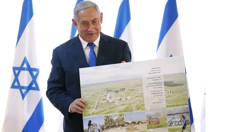 Israeli PM again vows to annex 'all' West Bank settlements | News ...