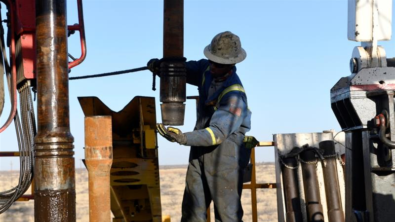 US shale oil output hits record level, but market still strained ...