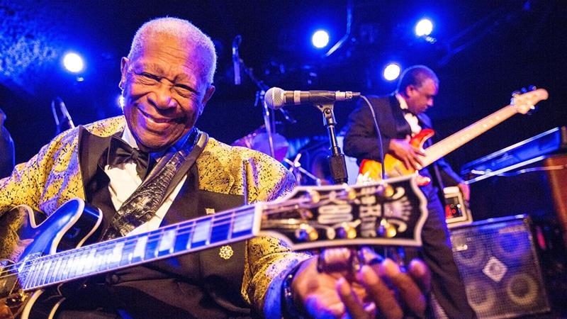BB King's 94th birthday: Google Doodle remembers 'King of Blues'