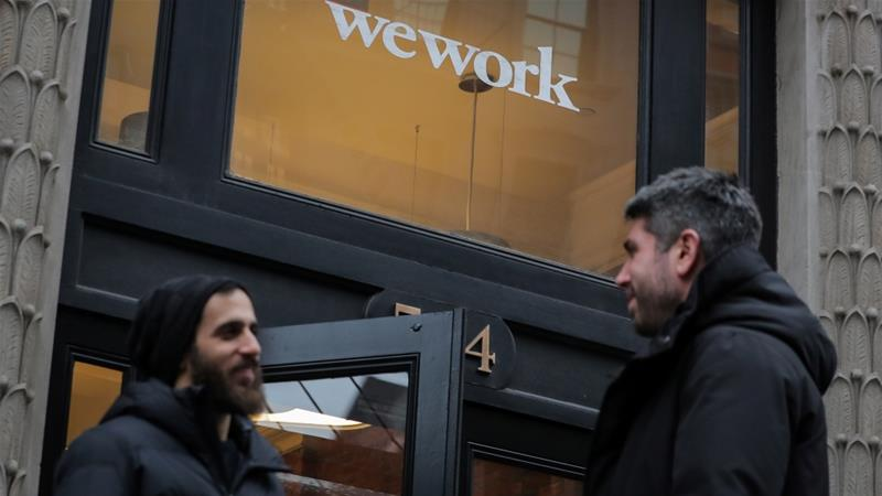 WeWork hopes for IPO by end of 2019