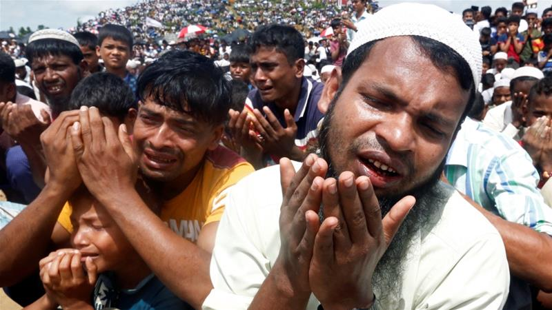 Has the world failed the Rohingya Muslims?