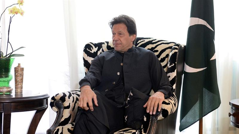 Khan warns Pakistanis against joining anti-India fight in Kashmir