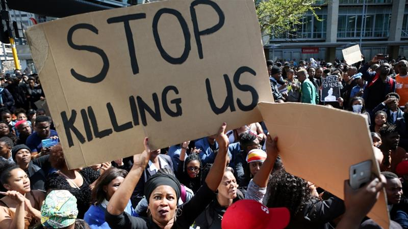 Can violence against women in South Africa be eradicated?