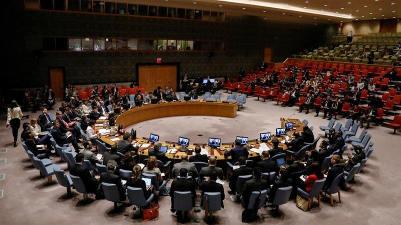 Security Council draft resolution on Idlib vetoed by Russian Federation and China