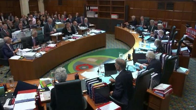 UK Supreme Court to issue parliament ruling 'early next week'