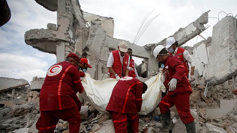 UN calls for accountability in Saudi-led attack on Yemen