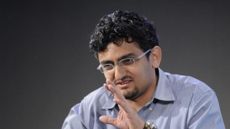 US-based Wael Ghonim said Egyptian security forces arrested his brother Hazem on Thursday, and have taken him to an unknown location [File: Jonathan Ernst/Reuters]