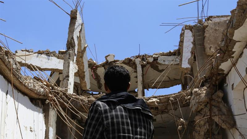 Attacks come four days after Houthi rebels said they would stop missile and drone attacks on Saudi Arabia [File: Yahya Arhab/ EPA]