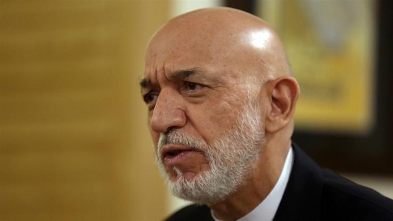 Former Afghan President Karzai: Election threatens peace prospect