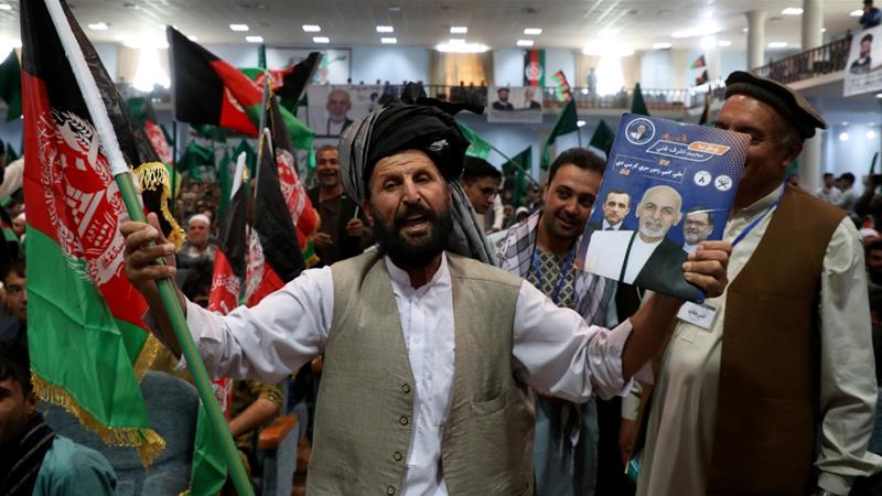 Afghanistan's presidential election: All you need to know