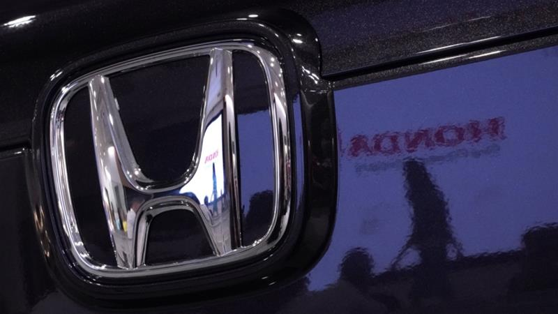 Honda Motor last month reported a 16 percent drop in first-quarter operating profit. It has been trying to reinvent itself as the industry moves towards shared, electric and autonomous vehicles [File: Toru Hanai/Bloomberg]