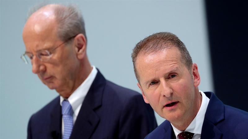 VW rejects German indictment as 'groundless'