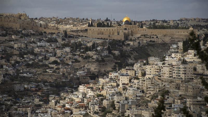 Israel arrests Palestinian minister of Jerusalem affairs