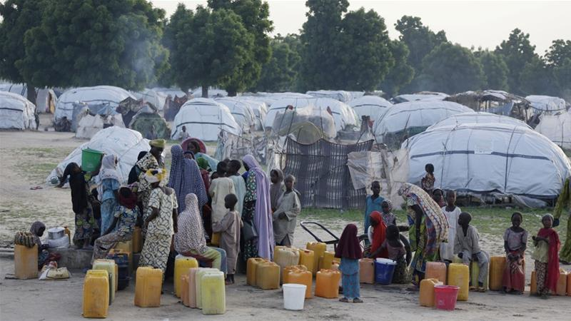 Decade-long conflict has killed thousands of people and displaced about two million in northeast Nigeria [File: Sunday Alamba/AP]