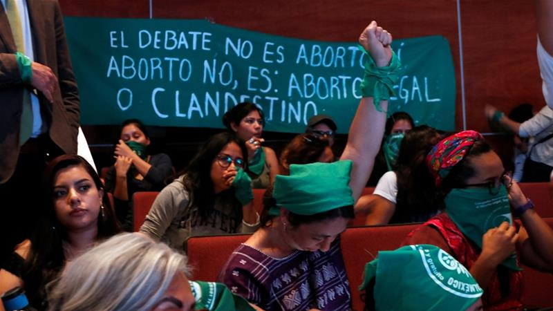 Mexico's Oaxaca becomes second state to decriminalise abortion