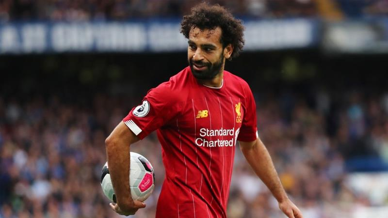 Mohamed Salah: Egyptian FA moves to defuse Liverpool striker row