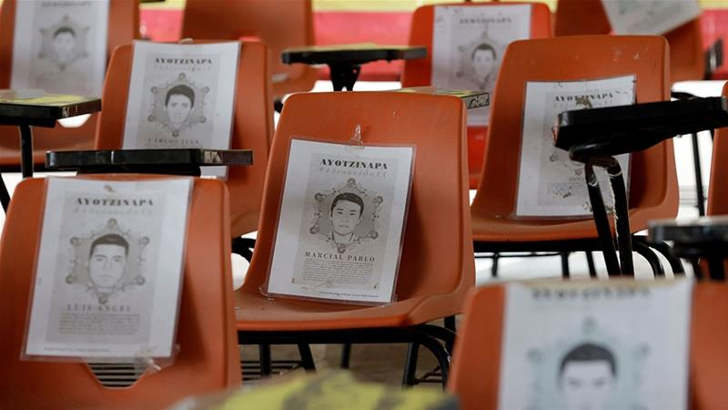 Case of 43 Ayotzinapa missing students unresolved five years on