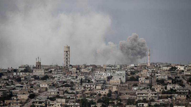 USA says Syria used chemical weapons in May attack