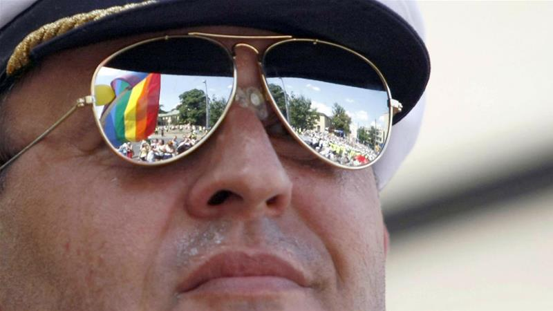 Previous pride marches in Poland have been targeted by violent mobs [File: Kacper Pempel/Reuters]