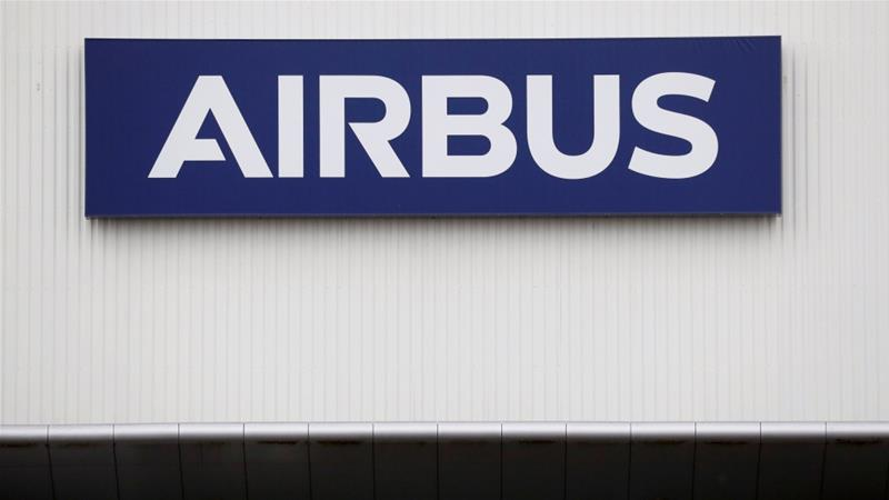 Over the past 12 months, Airbus has been the target of four major cyberattacks, the AFP said [File: Stephane Mahe/Reuters]